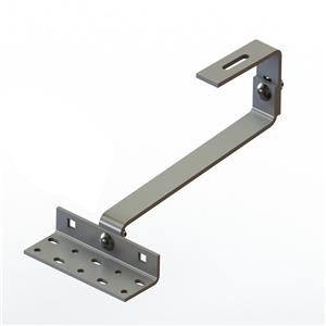 Solar Racking Adjustable Tile Roof Mounting Hook