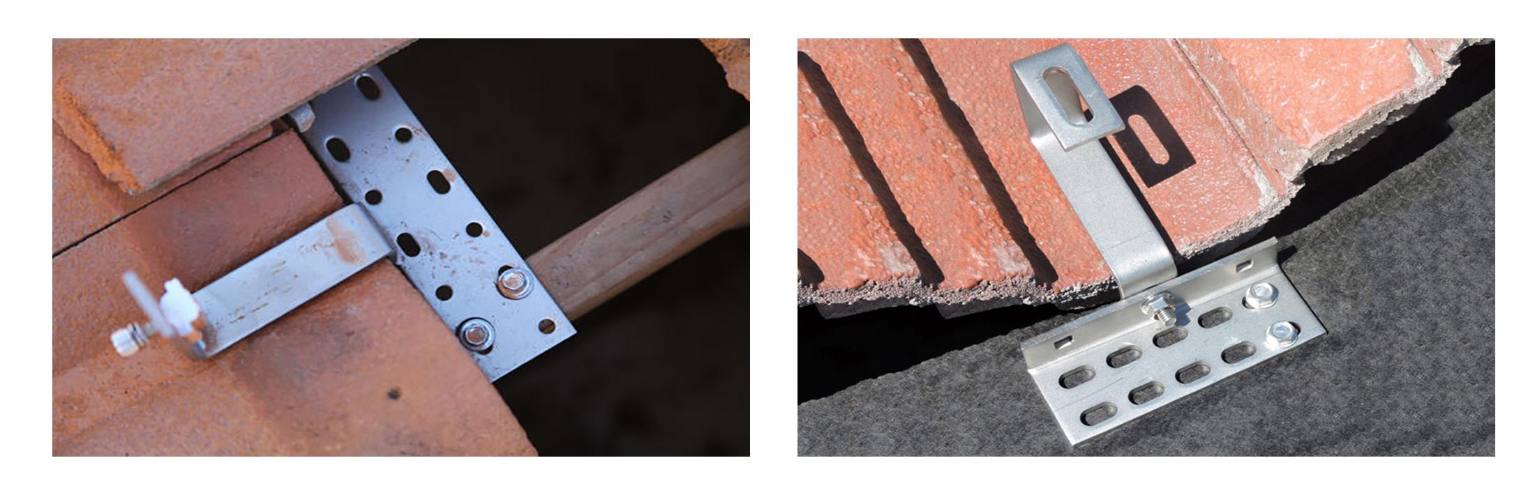 Solar Racking tile Hook