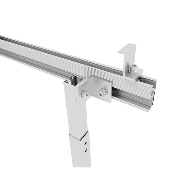 Solar Racking End Clamp Manufacturers, Solar Racking End Clamp Factory, Supply Solar Racking End Clamp