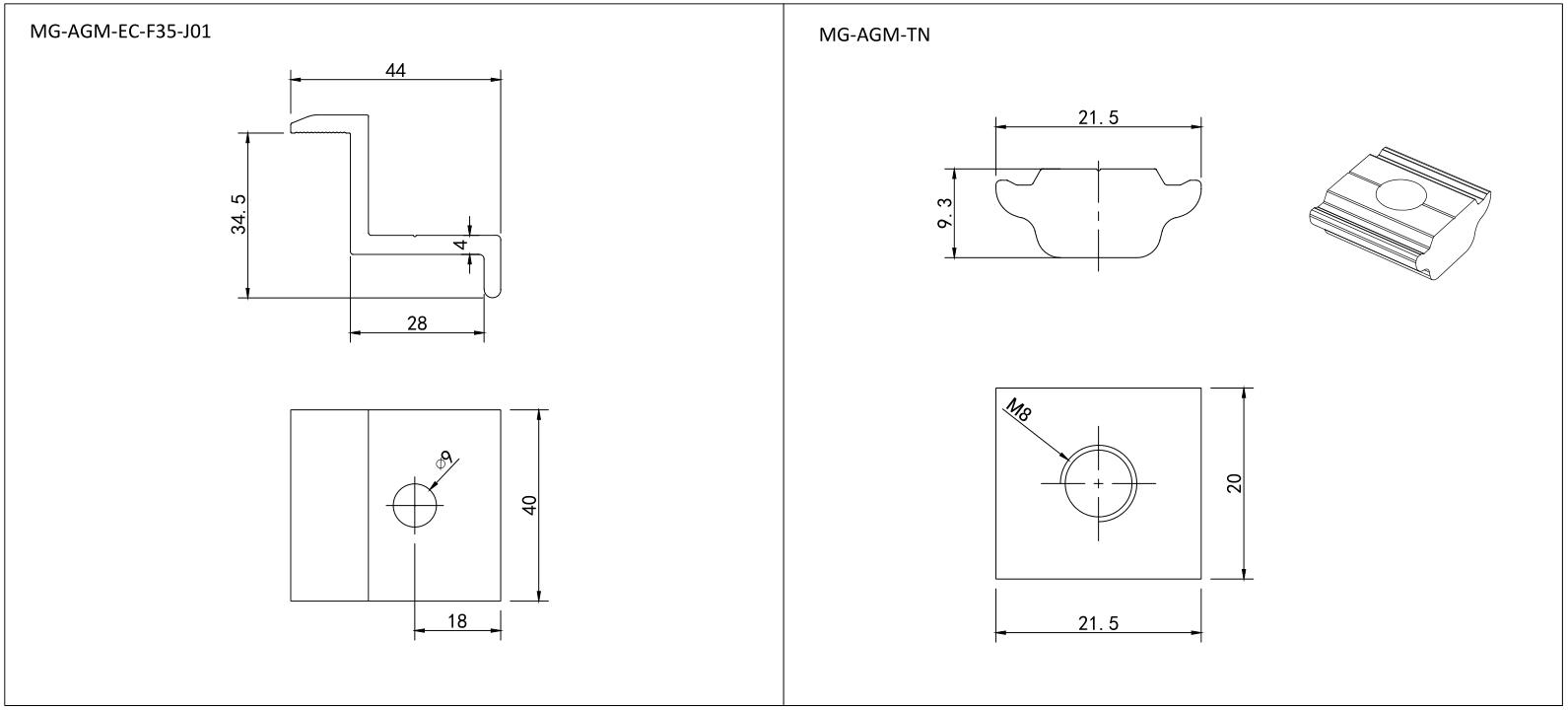 Solar Racking Component