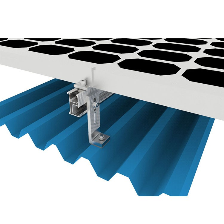 L Foot Solar Roof Mounting Manufacturers, L Foot Solar Roof Mounting Factory, Supply L Foot Solar Roof Mounting