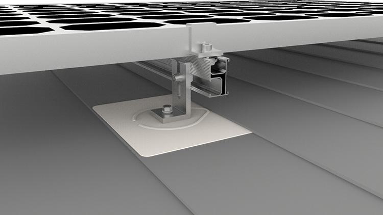 solar panel l foot