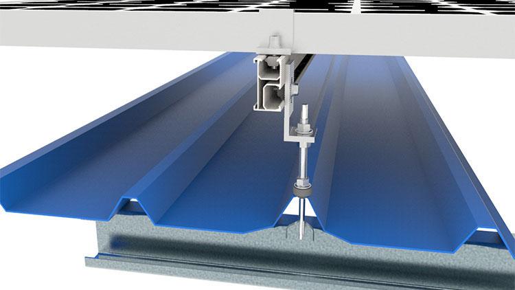 solar hanger bolt