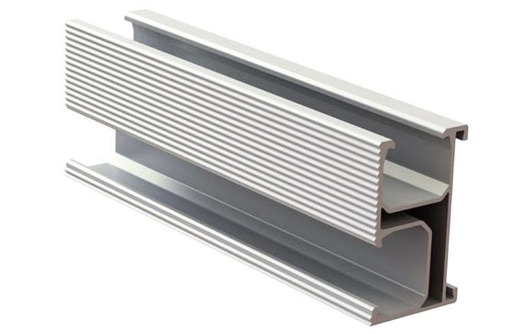 Solar Roof Racking Rail
