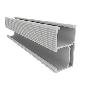 solar aluminium mount rail