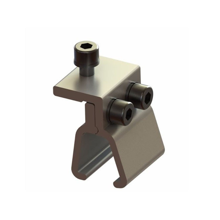 Solar Racking Stanidng Seam Roof Clamps Manufacturers, Solar Racking Stanidng Seam Roof Clamps Factory, Supply Solar Racking Stanidng Seam Roof Clamps