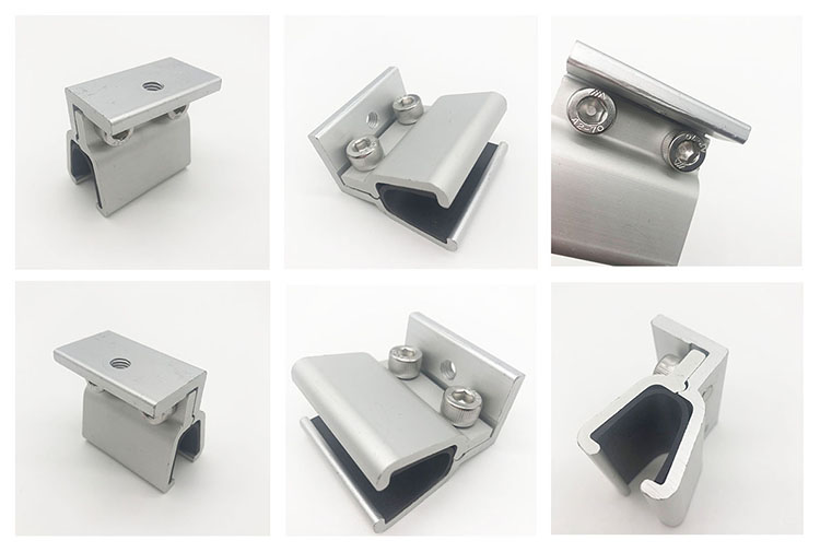 Stanidng Seam Roof Clamps