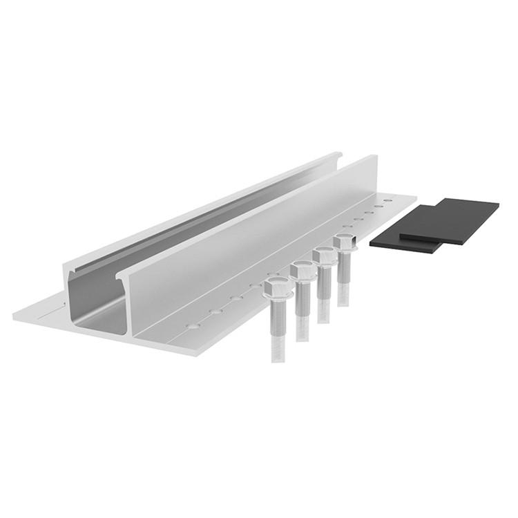Morsetto universale per montaggio a pannello solare