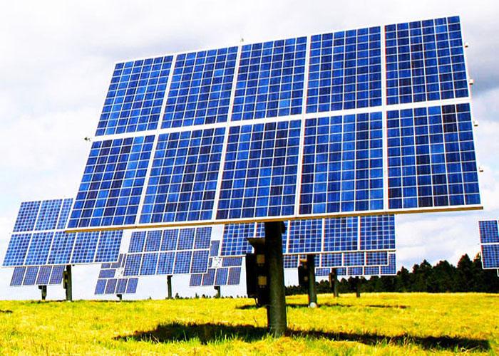 solar ground racking