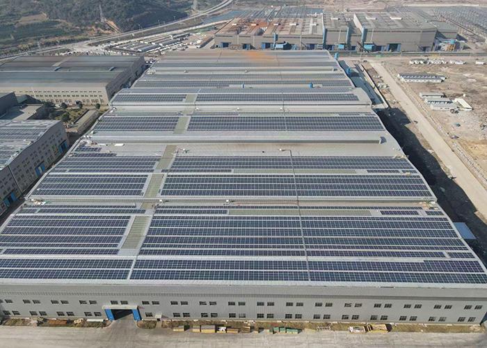 dakdragers op zonne-energie