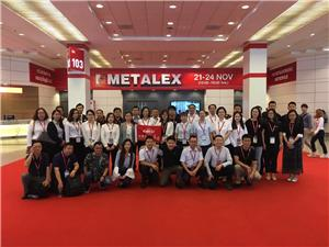 TAILAND METALEX FAIR 2018 (Nov.22-25th)