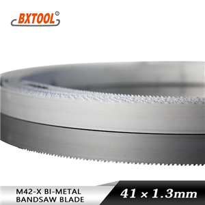 famous good band saw blades for cutting metals and steels