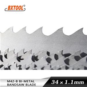 M42-B bandsaw blades 34mm