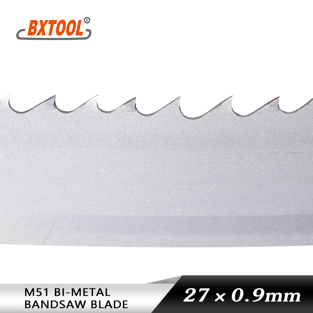M51 band saw blades 27mm Manufacturers, M51 band saw blades 27mm Factory, Supply M51 band saw blades 27mm
