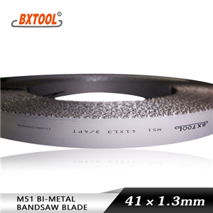 M51 Band saw blades 41mm
