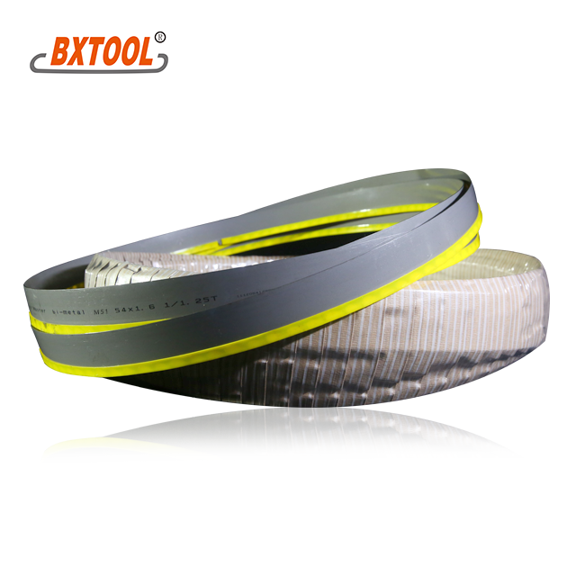 M51 Band saw blades 54mm Manufacturers, M51 Band saw blades 54mm Factory, Supply M51 Band saw blades 54mm