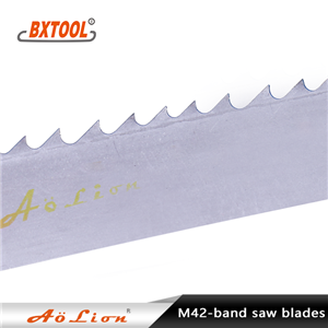 Ao Lion Brand Bi-metal Band Saw Blades Manufacturers, Ao Lion Brand Bi-metal Band Saw Blades Factory, Supply Ao Lion Brand Bi-metal Band Saw Blades