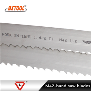 Fork Bi-metal Band Saw Blades