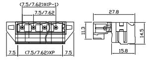 XY2505FRMA-7.5 XY2505FRMA-7.62