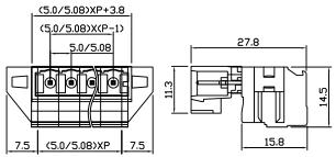 XY2505FRMA-5.0 XY2505FRMA-5.08