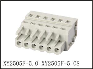 Terminal Block XY2505F-5.0 XY2505F-5.08