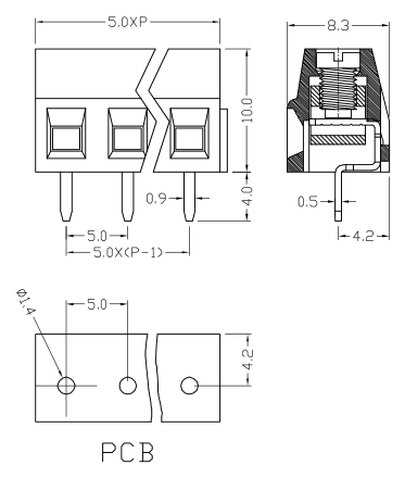 XY127V-5.0