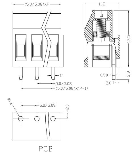 XY129VA-5.0 XY129VA-5.08