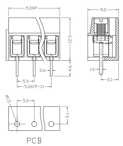 XY305A-5.0