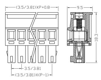 XY2500FF-3.5 XY2500FE-3.81