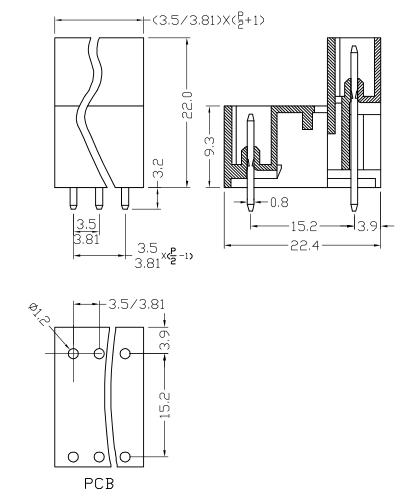 XY2500TVF-3.5 XY2500TVE-3.81