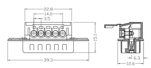 XYDB15-3.5F