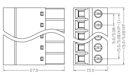 XY2500FH-5.0 XY2500FI-5.08
