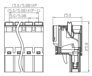 XY2500FK-5.0 XY2500FL-5.08
