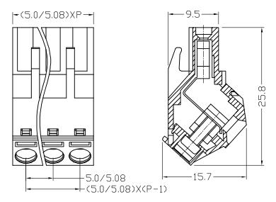 XY2500FU-5.0 XY2500FU-5.08