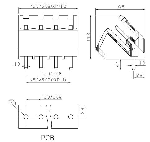 XY2500LB-5.0 XY2500LD-5.08