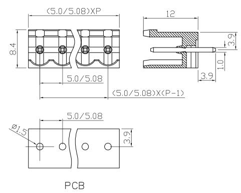 XY2500VA-5.0 XY2500VC-5.08