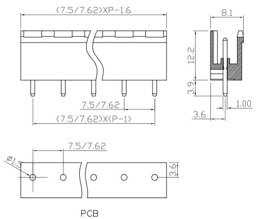XY2500VM-7.5XY2500VN-7.62