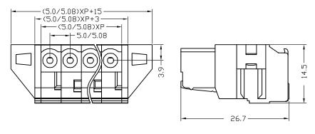 XY2505FMB-5.0 XY2505FMB-5.08