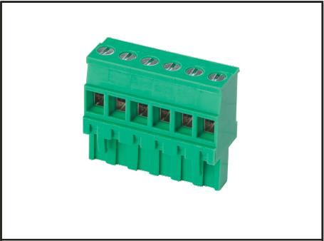 Terminal Block XY2500FAV-5.0 XY2500FBV-5.08