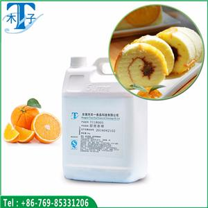 Natural Orange Food Flavor