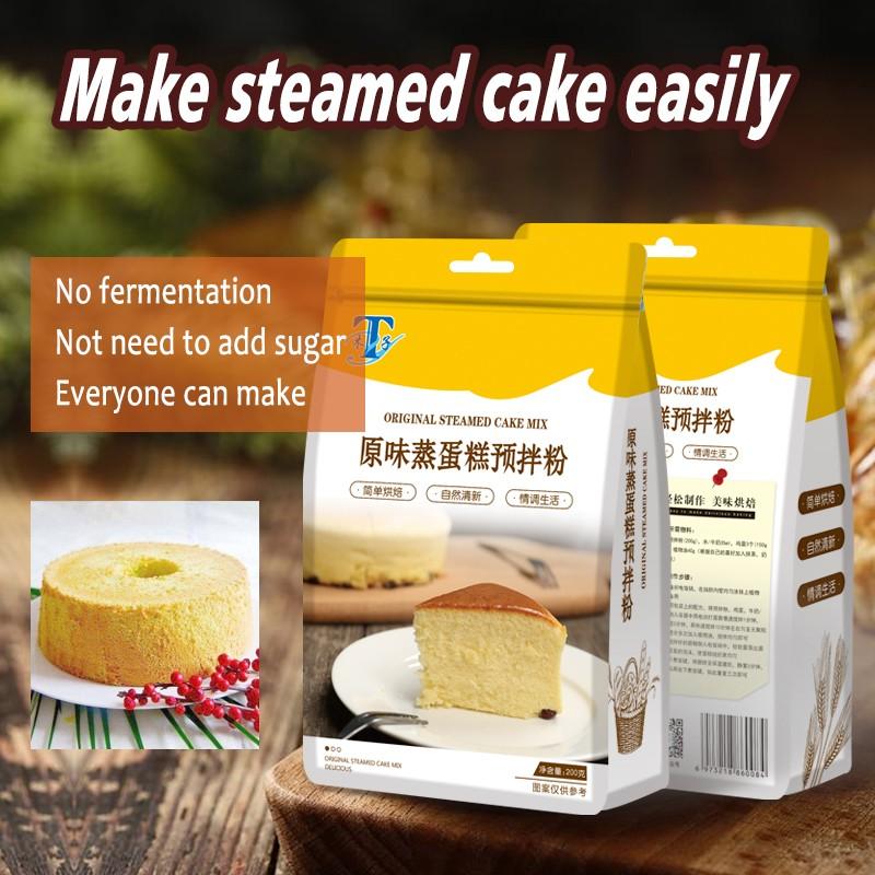 Original Steamed Cake Mix