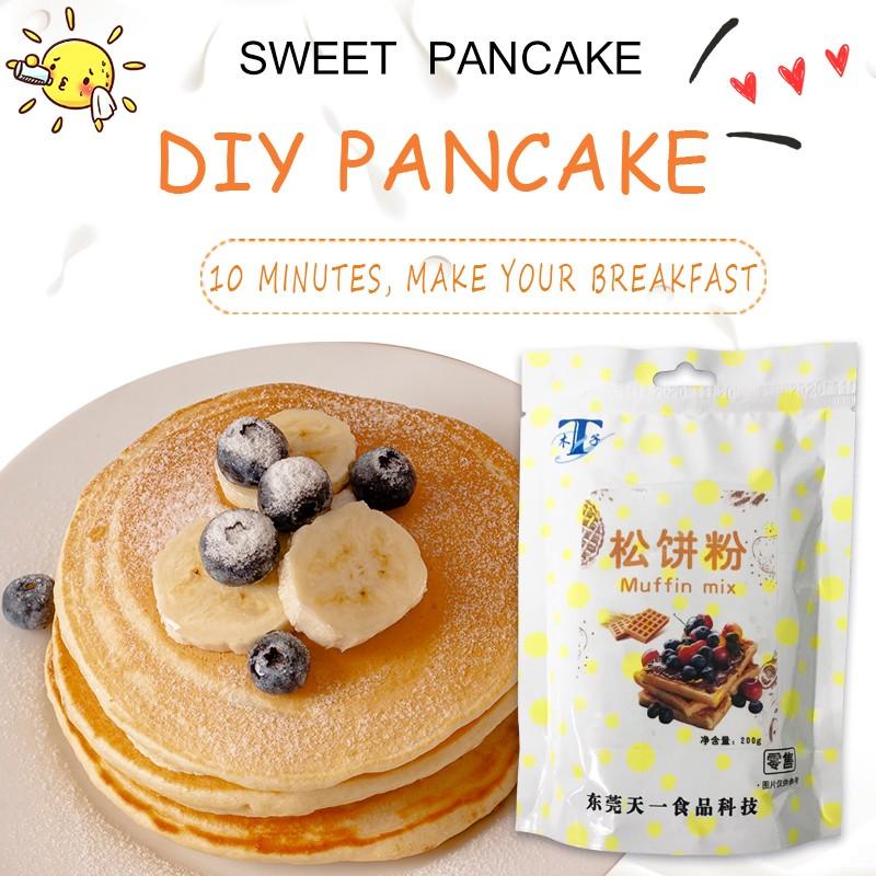 Pancake Mix Manufacturers, Pancake Mix Factory, Supply Pancake Mix
