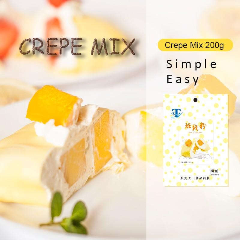 Crepe Premix/Pancake Premix