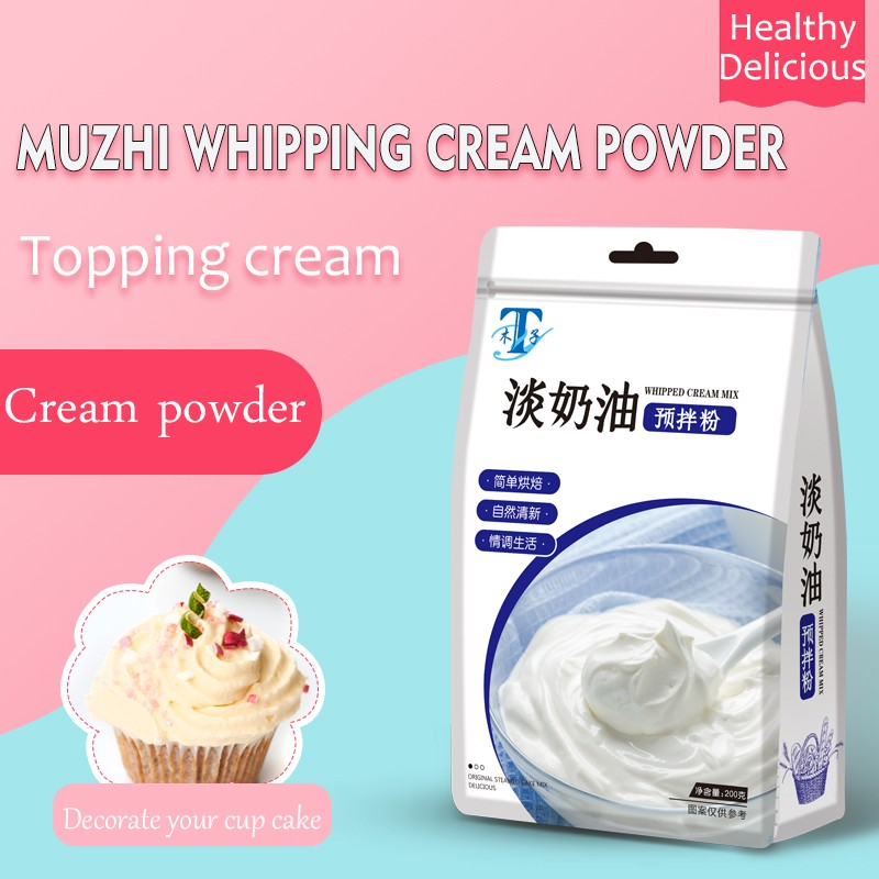 Whipping cream powder Manufacturers, Whipping cream powder Factory, Supply Whipping cream powder