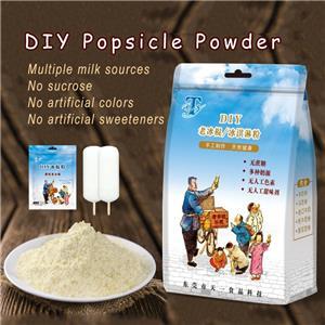 DIY Popsicle Powder