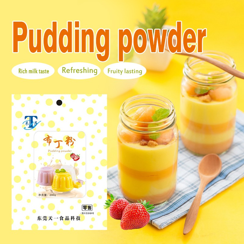Pudding Powder Manufacturers, Pudding Powder Factory, Supply Pudding Powder
