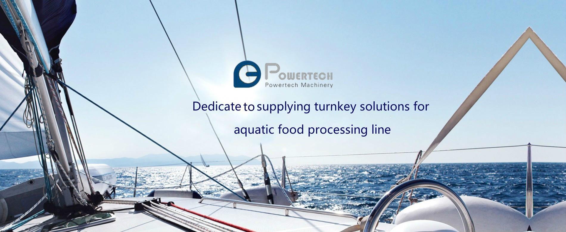 Shrimp Processing System