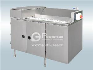 SSPM-I Shrimp Back Splitting & Peeling Machine