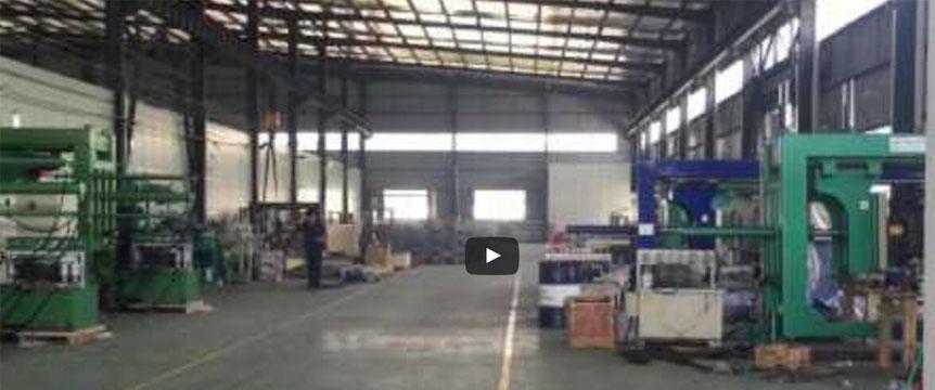 APG Process Clamping machine