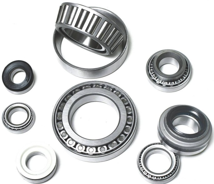 Inch Size Single Row Tapered Roller Bearings.JPG